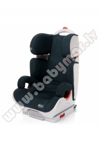 4baby QUESTO-FIX (Isofix) dark grey 15-36 kg Autokrēsls