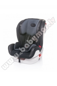 4baby FLY-FIX Isofix dark grey 9-36 kg Autokrēsls