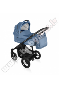 Baby Design LUPO COMFORT NEW  01/jeans Universālie rati 2in1