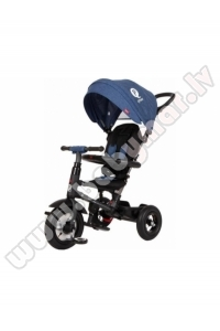Qplay RITO blue trike with air wheels