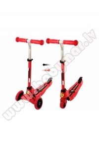 Aga Design FERRARI scooter 2 in 1 FXK 35 skūteris red