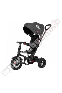 Qplay RITO black trike with air wheels