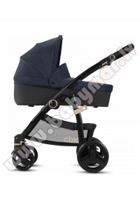 CBX Leotie Pure by Cybex Universālie rati 2in1 Jeansy Blue