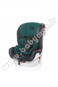 4baby FLY-FIX Isofix dark turkus 9-36 kg Autokrēsls