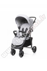 4baby RAPID 2019 light grey Bērnu pastaigas ratiņi
