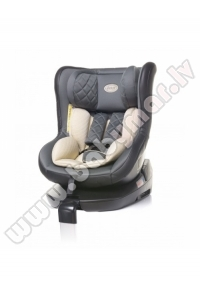 4baby ROLL-FIX ISOFIX grey 0-18 kg Autokrēsls