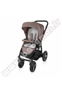 Baby Design LUPO COMFORT 09/coffe Universālie rati 2in1