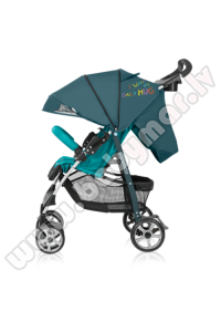 Baby Design MINI grey 07/16 Bērnu pastaiga ratiņi
