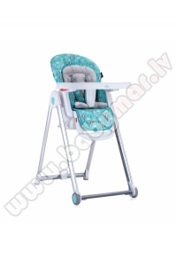 Lorelli PARTY Green&Grey Balloons Feeding chair